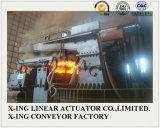 fornace di raffinamento della ferrolega 6300kVA