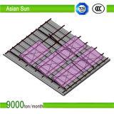 Кронштейны крыши панели солнечных батарей для домашней пользы