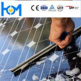 Vetro solare Tempered fotovoltaico del rivestimento con alta trasmissione