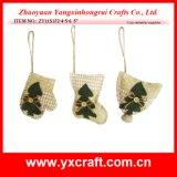 Decoración de Navidad (ZY11S376-9-10) navidad Pequeña decoración del árbol del arte