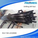 Extensión Rod del taladro de roca R32/R38/T38/T45
