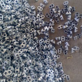 Grampos de corda de aço galvanizado DIN1142