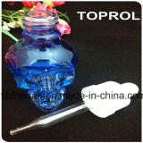 frascos 30ml de vidro quadrados azuis para o E-Líquido e o petróleo essencial em China