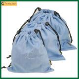 ドローストリングのギフトのショッピング・バッグのNonwovenスポーツ袋(TPdB089)
