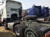 Vente internationale chinoise de camions de remorquage de la tête 50ton/60ton/70ton de camion d'entraîneur