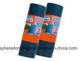 Мешок отброса LDPE черный сверхмощный пластичный