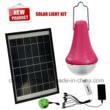 Mini lux solari domestici Solares del Home Depot dei kit degli indicatori luminosi del comitato solare