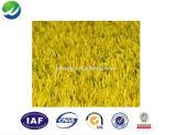 Grama artificial Wy-18 da cor da flor de Canola