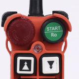 Telecrane Radio Remote Control con il FCC Approval del CE