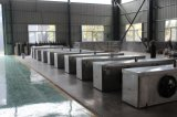 Конденсатор воздушного охладителя медной пробки 72 градусов/вентилятора потолка