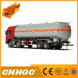 De Tankwagen van de Legering van het Aluminium van de Stookolie van Shacman 8X4