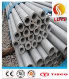 Tubo en frío acero redondo inoxidable del metal del tubo 316ti de ASTM 310S 316
