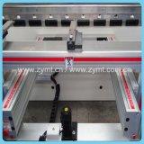 Máquina de dobra de aço hidráulica do freio 300t/3200 Delem Da41/da imprensa do CNC