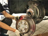 Rotor de disque de frein pour le véhicule 1j0615301d