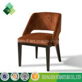 2017の居間のための熱い新製品ファブリック背部椅子