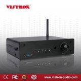 Vistron Digital Audiospieler-Qualität eingebautes Dac Kopfhörer Bluetooth Verstärker-Schwarzes