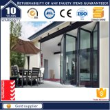 Porte en verre moderne Windows en aluminium préfabriqué et portes