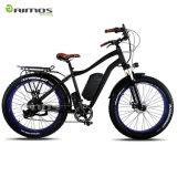 大きい力の脂肪質のタイヤ4.0の雪浜の電気自転車