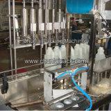 Automático de llenado Línea Botella Sellado Máquina