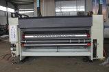 Automatische Leitungskabel Egde Zufuhr-gewölbte Karton-Kasten-Drucken-Maschine für 3 5 7 Schicht-Karton