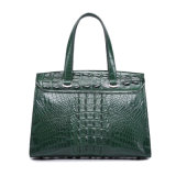 Zak van de Hand van de Ontwerper van de Handtas van de Vrouwen van het Leer van de Krokodil van de douane de Echte
