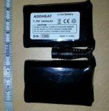 3.7V Pak van de Batterij van de Leeuw van het Polymeer van het Antivriesmiddel van to12V het Navulbare voor het Verwarmen van de Schakelaar van Producten 35135&4017
