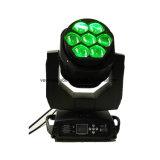 7*15W RGBW 4 in 1 LED-Bienen-Augen-beweglichem Kopf