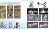 Het auto Afgietsel van het Aluminium van het Zand van Delen van Artware en Mechanische Delen