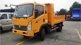ダンプトラックをひっくり返すSinotruk 737seriesのモールの軽量小型貨物