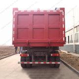 저가를 가진 HOWO 덤프 또는 팁 주는 사람 트럭 6X4 쓰레기꾼 트럭