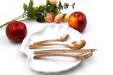 平皿類の食事用器具類一定PVDのコーティングの食事用器具類の一定のステンレス鋼