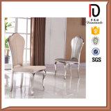 Роскошный стул нержавеющей стали для столовой