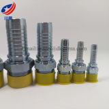 13011 ajustage de précision hydraulique droit fileté mâle de ajustement de l'ajustage de précision de pipe d'embout de durites de Bsp BSPT
