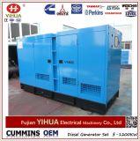 Elektrischer leiser Dieselenergien-Generator Dcec Soem-Cummins Engine 200kVA/160kw mit Druckluftanlasser