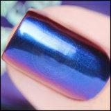 Pigmento cosmético del clavo del efecto del cromo del desplazamiento del color del camaleón del grado