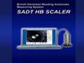SADT HB 계량인 Brinell 자동적인 독서 시스템