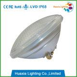 RGB, azul, lámpara subacuática fresca del blanco PAR56 LED para la piscina