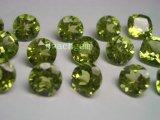 セットされる宝石類のための宝石用原石のペリドット(PE002)