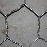 Treillis métallique hexagonal galvanisé enduit par PVC de poulet