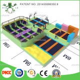 Xiaofeixia中国の最上質の顧客用トランポリン公園