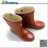China-Fabrik-Preis 35kv, der Elektroarbeit-Gummisicherheits-Fußbekleidung isoliert