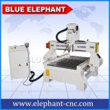 Mini ranurador europeo 6090, mini cortadora del CNC, precio del CNC de la máquina de grabado