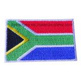 Südafrika-Markierungsfahnen-Stickerei-Änderung- am Objektprogrammnationales Abzeichen (GZHY-PATCH-011)