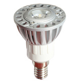 Bulbo del proyector de E14 1W LED