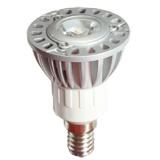 E14 1W LEDのスポットライトの球根