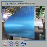 직류 전기를 통한 알루미늄 루핑 PPGI 강철 코일 장