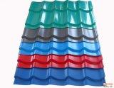 Лист PPGI строительного материала высокого качества стальной настилая крышу стальной лист