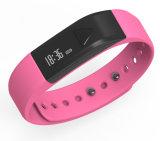 Reloj inteligente para el teléfono móvil con el Monitor de sueño , podómetro , Consumo de calorías Record, Función Distancia Cálculo