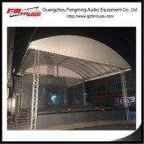 Nigeria-grosse Binder-Zelle mit Zelt-Dach-Deckel für temporäres Ereignis