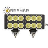 double barre d'éclairage LED de rangée de 54inch 600W
